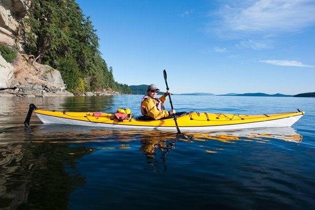 Beginner S Guide To Sea Kayaking Australian Geographic